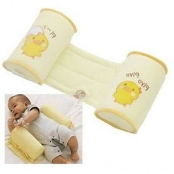 Comfortable cotton anti roll pillow - baby sleep positioner