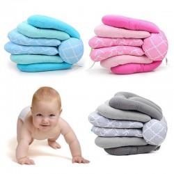Baby multifunction feeding pillow - adjustable height
