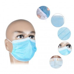 masque buccal jetable