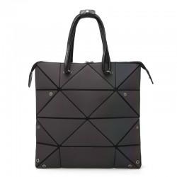 New Fashion bag Women Bags For Women 2018 Luminous Geometric Ladies Crossbody Shoulder Bag Deform To