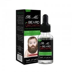 Mannen Groei Baard Olie Organisch Baard Wax Balsem Voorkomen Baard 100 Natuurlijke Haaruitval Produ