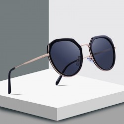 MERRYS DESIGN Women Luxury Polarized Sunglasses Metal Temple UV400 Protection S6222