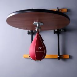 Professionele speedbal met hanger - bokstraining - snelheidsbal