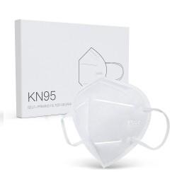 KN95 PM2.5 masque facial - masque buccal - antibactérien - nano filtre - 5 ou 10 pièces
