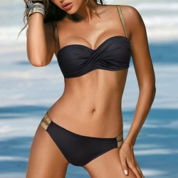 Elegante bikiniset met push-up