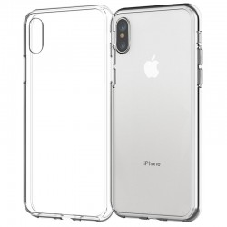 Clear protective cover - case for iPhone