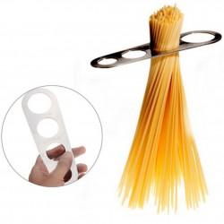 Pasta - spaghettimeter - roestvrij staal - juiste portiegrootte