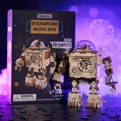 Robotime - DIY - wooden toys - assemble - 5 kinds