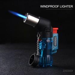 Mini butane jet lighter - windproof