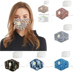 Breather mask - pm2.5 filters - multiple prints - washable
