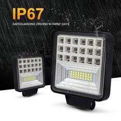 Light Bar/Work Light - 72W - 126W - Car