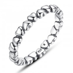925 Sterling Silver - Ring - 6 Styles
