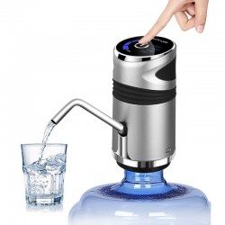 Automatic - electric bottle water dispenser - water pressure faucet
