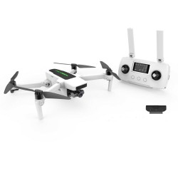 Hubsan Zino 2+ Plus - GPS - 9KM - FPV - 4K Camera - 3-axis Gimbal - 35mins Flight Time