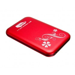 USB 3.0 External 2.5inch SATA HDD Aluminium Slim Case