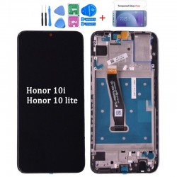 LCD Display - Touch Screen - Huawei Honor 10 lite