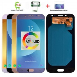 Super Amoled LCD - Samsung Galaxy J7 Pro 2017 - J730 - J730F - LCD Display
