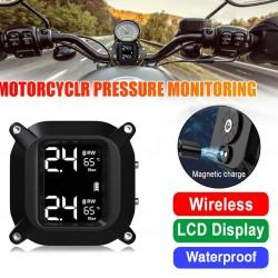 LCD Digital Display - Pressure Monitor - Motorcycle