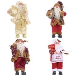 Christmas decoration - Santa Claus - mini cloth doll