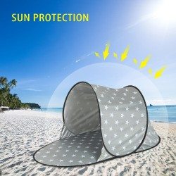 Camping Tent - Waterproof - Anti UV - Pop Up