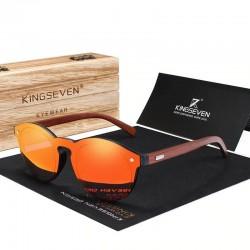 Wooden sunglasses - handmade - UV400 - unisex