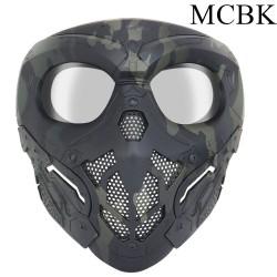 Tactical Skull Masks - Paintball