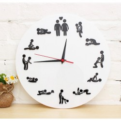 Sex positions Kama Sutra adult fun clock
