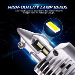 LED Headlight Bulbs - 16000LM - 6000k - 4300k