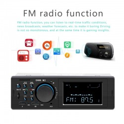 Car Radio - Bluetooth - Audio MP3 Player