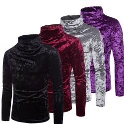 Warm - men sweater - turtleneck