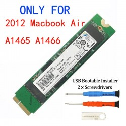 SSD - 2012 macbook air - 128gb - 256gb - 512gb - 1Tb