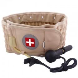 Lumbar spinal-air decompression - waist / back pain relief - support belt