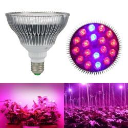 Phytolamp - LED kweeklamp - E27 - 5W - 7W - 9W - 12W - 15W - 18W