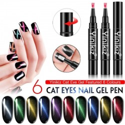 3D nail art pen - glitter varnish