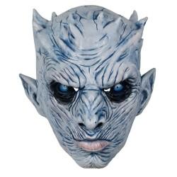 Night king - scary mask - full face - latex - Halloween / masquerade
