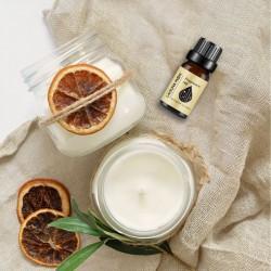 Fragrance oil - 16pcs/kit - 10ml - passion fruit - peach - lime