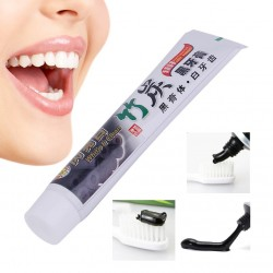 Bamboo charcoal toothpaste - oral hygiene -100g