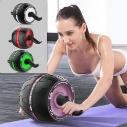 ABS roller - wiel - buikspiertrainer - kniemat
