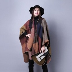 Vintage kimono - large cashmere shawl