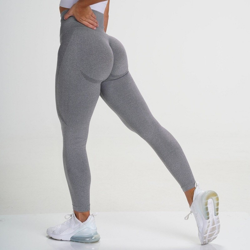 Women's sport leggings - fitness - yoga - high waisted - elastic