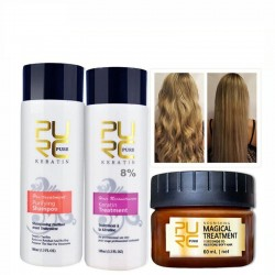 Hair straightening - hair repair - hair damage set - hair treatment