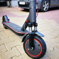 Xiaomi Mijia M365 Pro - Ninebot MAX G30 - electric scooter - front shock suspension - fork