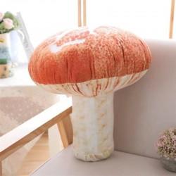Mushroom shaped plush toy - 20cm