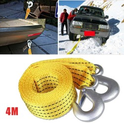 Car tow cable - 4M - 5 tons