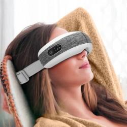 Slimme oogmassage - verwarmde luchtcompressie - vermoeide ogen - donkere kringen - massage - ontspanning - Bluetooth