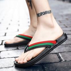Leather sandals - beach...
