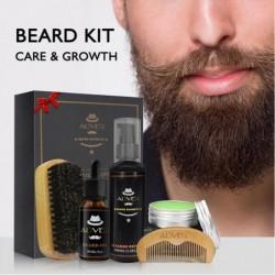 Beard styling set - balm / oil / / lotion / comb