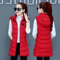 Warm sleeveless jacket -...