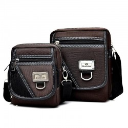 Trendy shoulder bag - with...