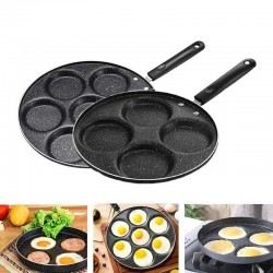 Frying pan with 4 / 7 holes...